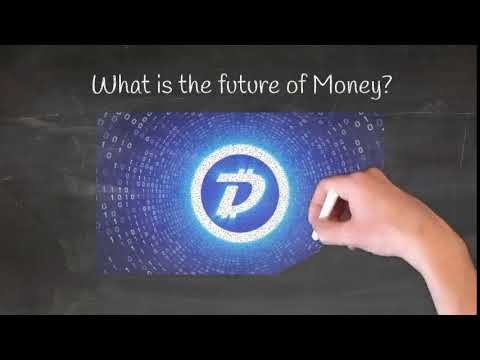DigiByte Blockchain is The Future of Money!