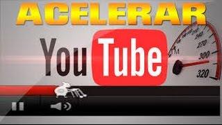 como aumentar la velocidad de los videos de youtube|Ya No Funciona.|
