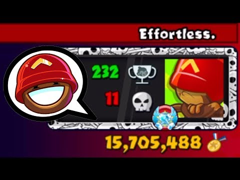 I Found My Best Opponent Yet In Bloons Td Battles... (95% WIN RATE)