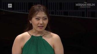 Mirjam Helin Singing Competition 2019 Hence, Iris, Hence away, Teaa An