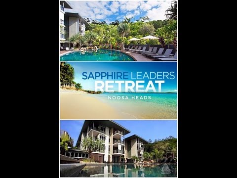 Who Wants a Free Trip to Noosa? ..... Let's Get to Sapphire!