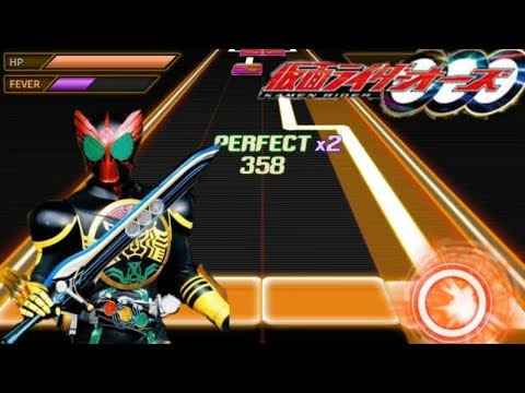 Sing  Anything Goes! - Ohguro Maki  [OST Kamen Rider OOO] Opening - with Game beat mp3 #4