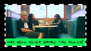 WHY Y'ALL NEVER BROKE THE RULES? - Heavy Metal Breakfast (EP 129)