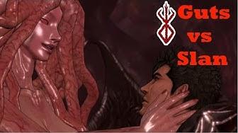 Berserk: God Hand Boss Fight (Slan Berserk Difficulty - English)