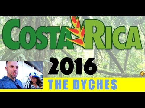 FAMILY GETS CRAY CRAY IN COSTA RICA | 2016 | Pt 1