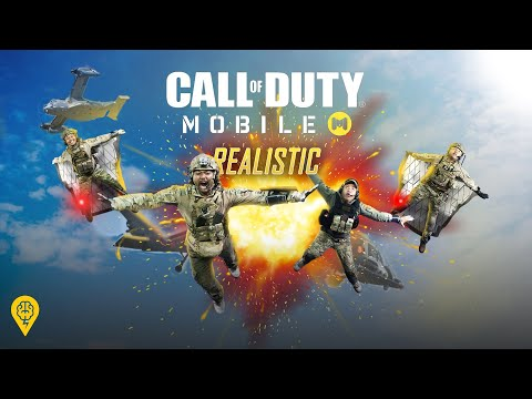 Call of Duty Mobile Realistic - Indonesia