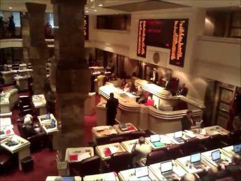 HB 658: A View from the Gallery