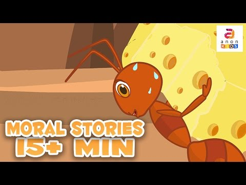 Moral Stories For Kids | Story Collection For Kids | Short Stories For Children By Anon Kids