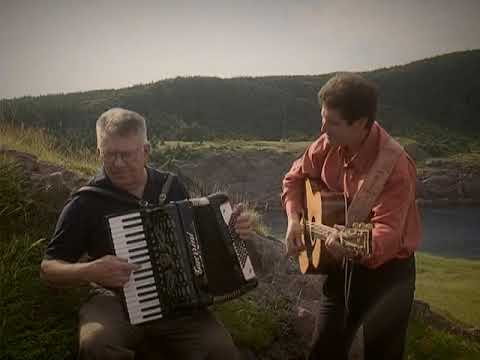 Ray Walsh And Kevin Collins Newfoundland Accordion Medley Youtube