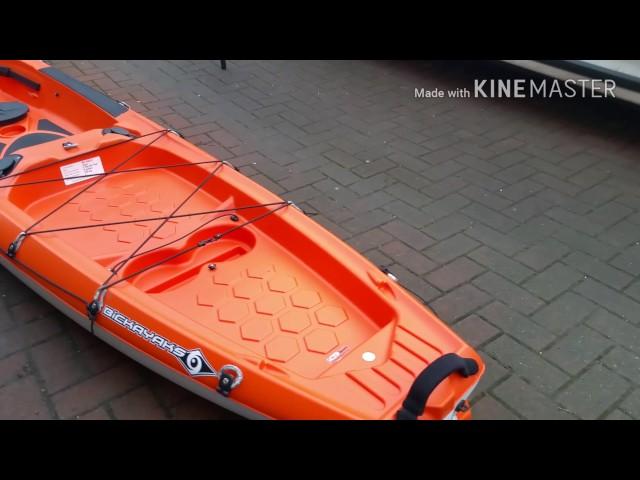 Bic Java Kayak