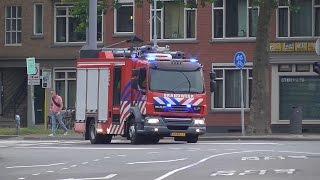 PRIO1 Nieuwe TS43-2 Larenkamp Rotterdam OMS-Melding. #166