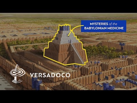 Mysteries of the Babylonian Medicine | Versa Documentary