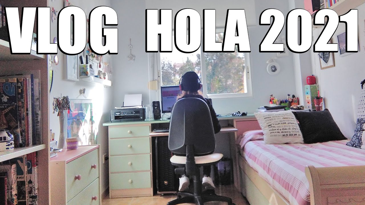 VLOG | Hola 2021