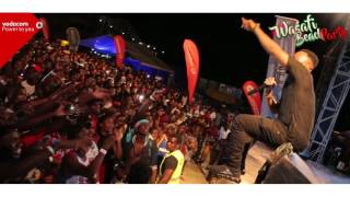 Richmavoko live performance in Dar es salam Wasafi Beach party