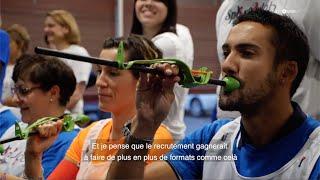 Sport2Job débarque à Clermont Ferrand ! - HandisportTV 2019