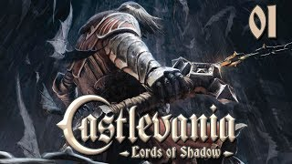 Castlevania: Lords of Shadow - Прохождение pt1 - Глава I