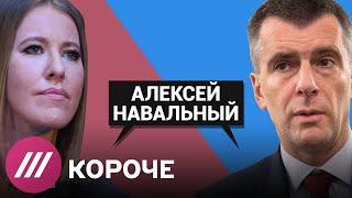 Собчак vs Прохоров: что общего в их кампаниях?
