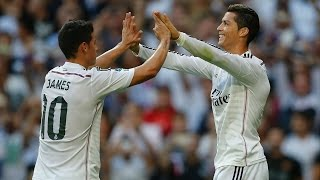 Cristiano Ronaldo & James Rodriguez ● Magnificent Duo 2015 ||HD||