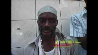 Ninja Man the International dancehall movie star real bad man