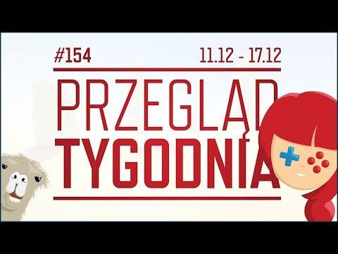 Przegląd Tygodnia #154 - SZYNKA PRZEJMUJE KANAŁ | 11 - 17 grudnia