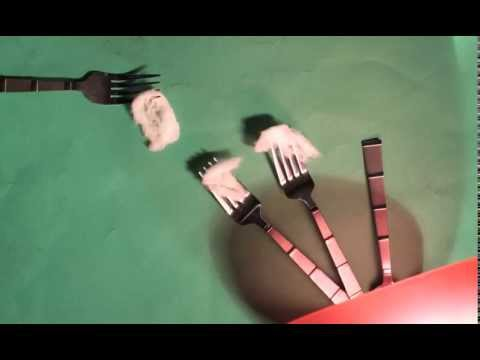 1) Stop Motion - found objects