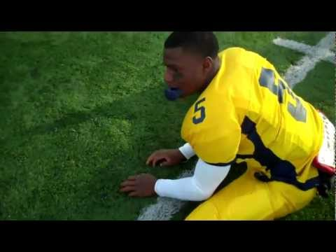 Jeffesron High School Daly City   Varsity Football Stretch  Fall 2012