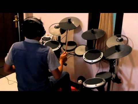 Sekuat Hatimu - Last Child - Drum Cover