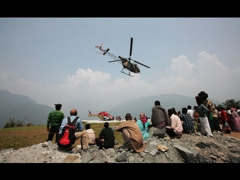 Evacuation from India Floods 2013 - News