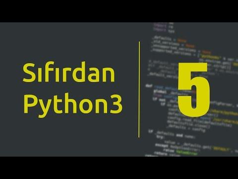 Sıfırdan Python3 - #5 [Yorum Satırları ve Kaçış Dizileri]