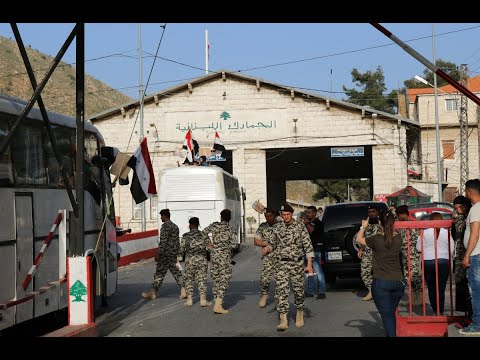 مئات اللاجئين السوريين في لبنان يعودون إلى بلادهم  - 08:24-2018 / 4 / 19