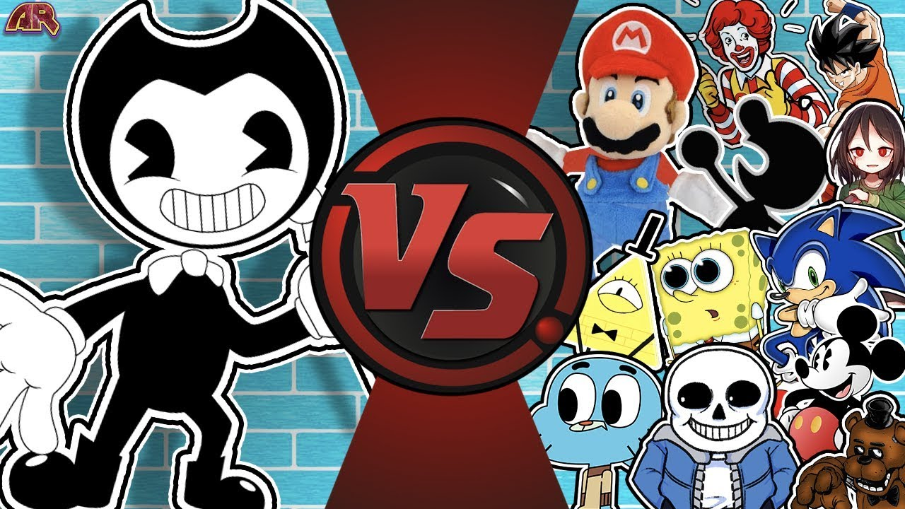 CROSS SANS vs SONIC, BILL CIPHER, BENDY & MORE! (Undertale AU vs Gravity  Falls) Undertale Animation