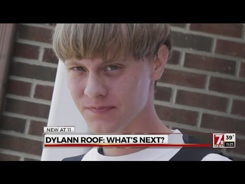 What's next for Dylann Roof after death sentence?