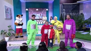NGABUBURIT HAPPY - Lucu! Drama Teletubbies Untuk Ngabuburit (9/6/18) Part 3