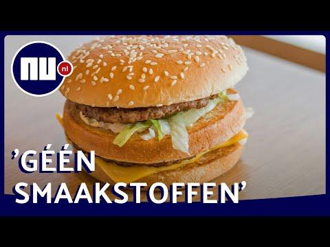 Kijkje in McDonald's-fabriek: Zo wordt jouw Big Mac gemaakt | NU.nl
