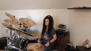 Montrose Rock Candy ~ Drum Cover