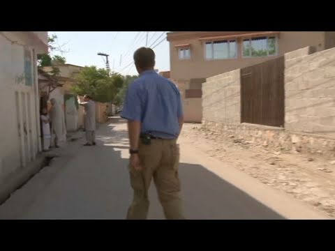 CNN: The road to Osama bin Laden's house