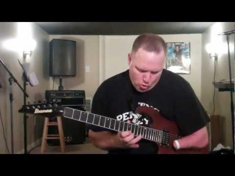 Jason Novak - Jam Track Solo
