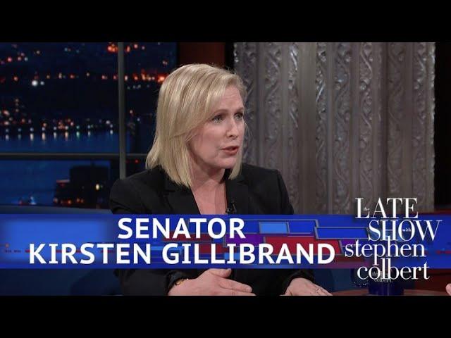 Sen. Kirsten Gillibrand: The NRA Has A Chokehold On Congress