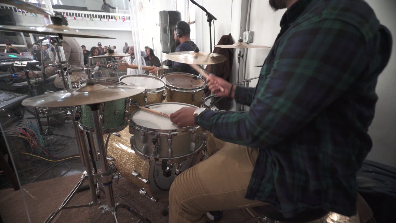 GospelChops - Best Drummers in the World Play Gospel Music
