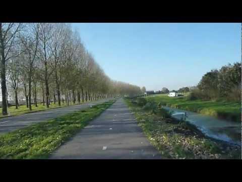 Bicycle Trip: Utrecht - Maarssenbroek - Breukelen - Driemond - Amsterdam [UMBDA]