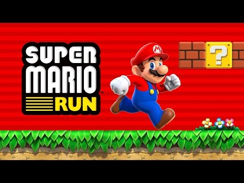 Super Mario Run - Первый взгляд на игру