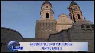 Argumentele unui referendum pentru familie