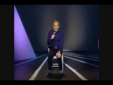 George Carlin - Idiot and Maniac
