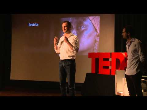 The Power of Mobile in Africa | Julian Pistone & David Steinacker | TEDxLugano