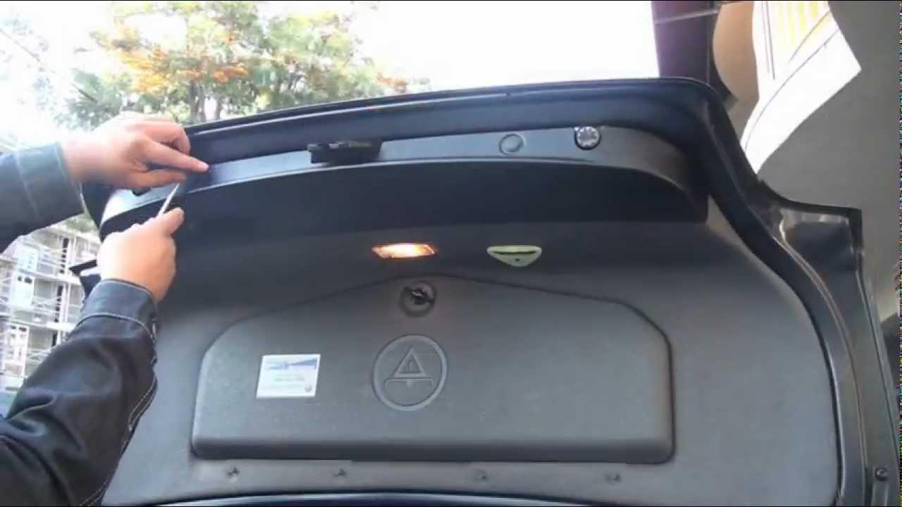 BMW Backup Camera Install  YouTube