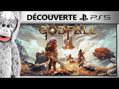 Découvrez : GODFALL [PS5] GROS BOSS   C'est beau et c'est fun en fait   Thorix