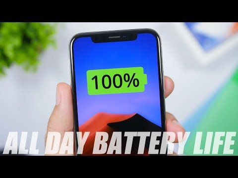 Get All Day Battery Life On iPhone - How I Do It !