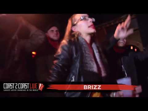 Brizz (@GotBrizz) Performs at Coast 2 Coast LIVE | Toronto Edition 9/30/17
