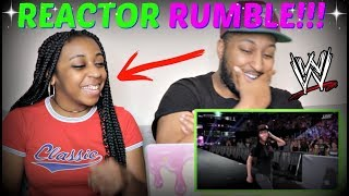 "A LOYALIST MADE THIS!! | ""WWE 2K18 REACTOR RUMBLE WOMENS BATTLE"" By  PhantasmWolvez REACTION!!!"