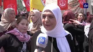 الفلسطينيون في مدينة بيت لحم المحتلة يشيعون جثمان الشهيد رائد الصالحي - (9-9-2017)